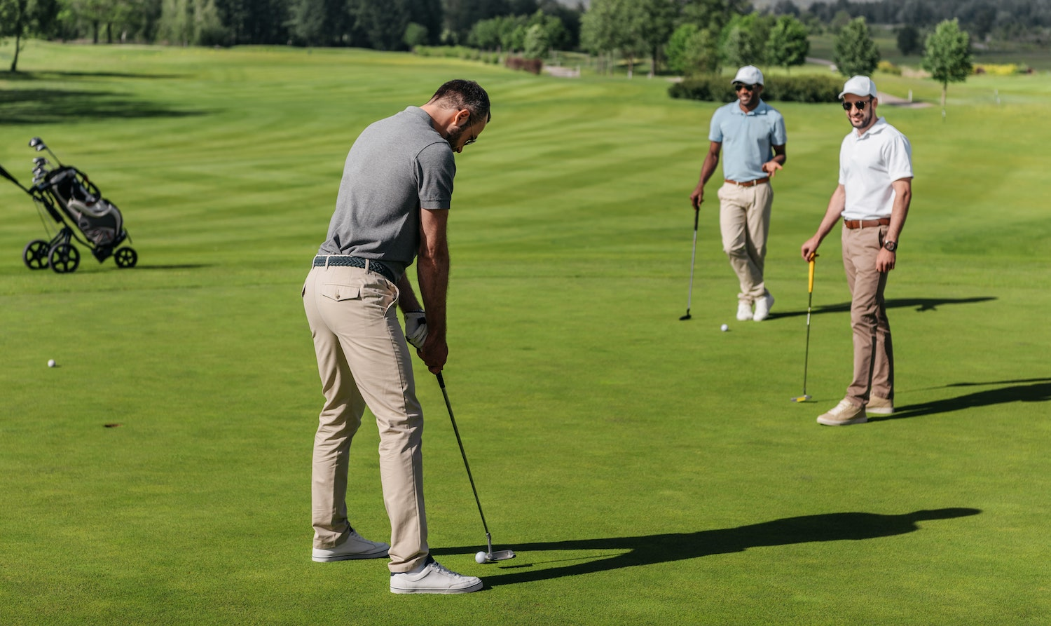 Five Fun Golf Games You Can Play with a Foursome - Minutegolf - Online golf  reservations