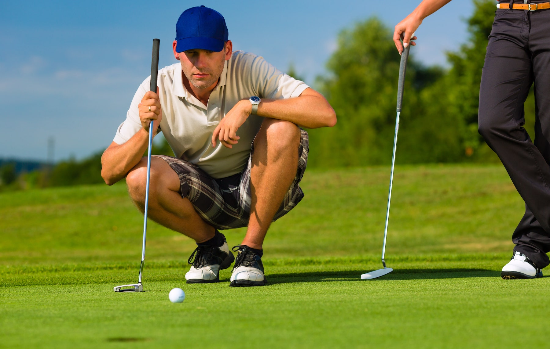 Competing in Golf Tournaments: How to Determine If You're Ready for Tournament Play