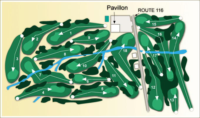 canton course map