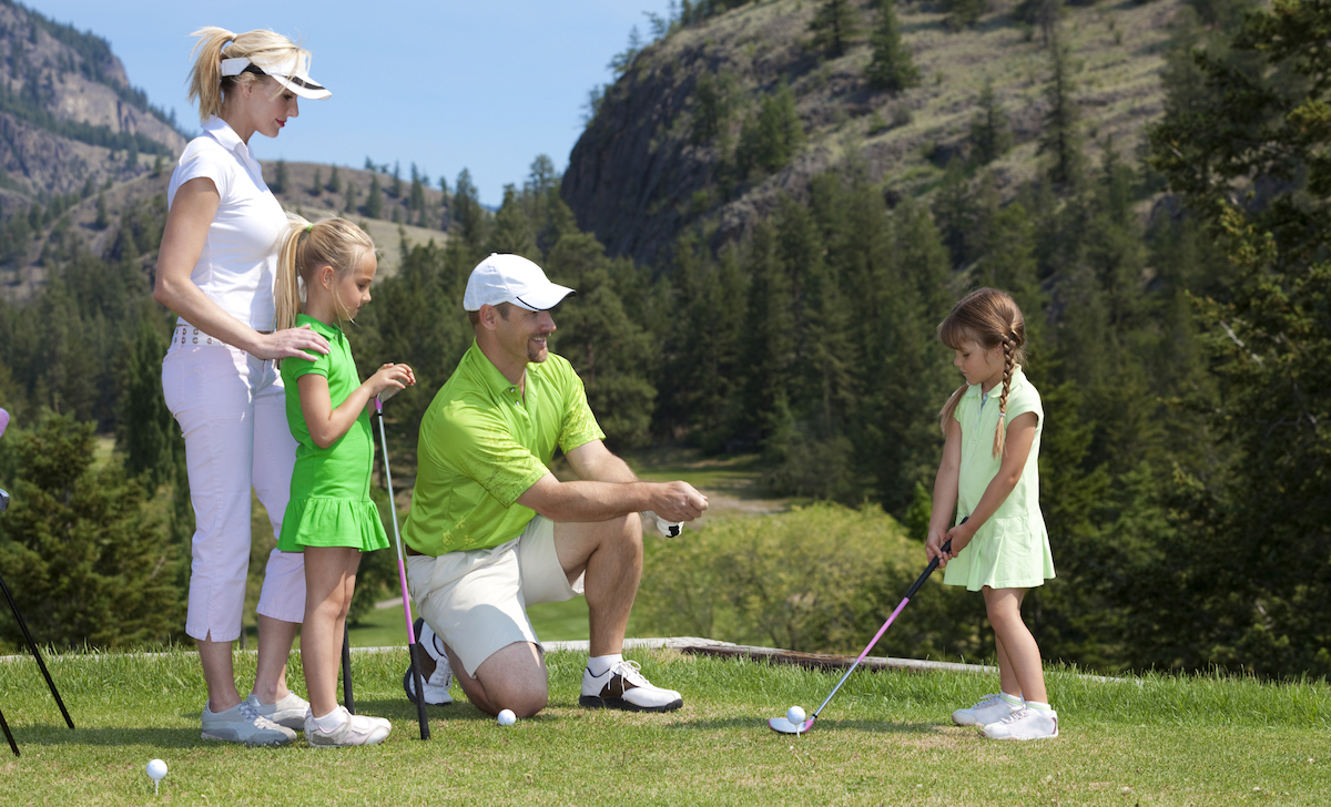 Three Easy Ways To Get Your Child Interested In Golf